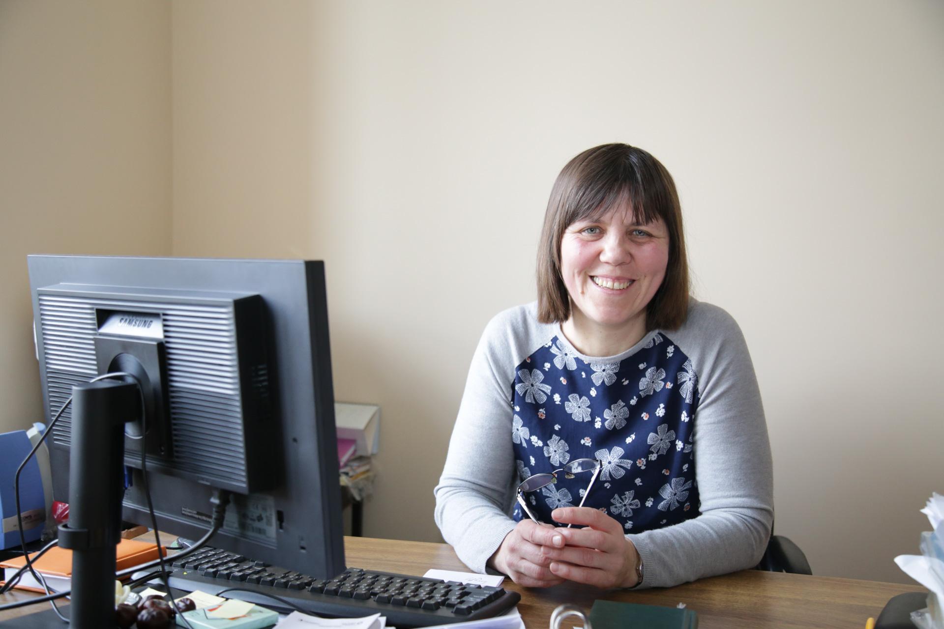 Asta Šeliakienė stebisi, kad didžioji bibliotekos lankytojų ir knygų skaitytojų dalis yra dirbantys žmonės.