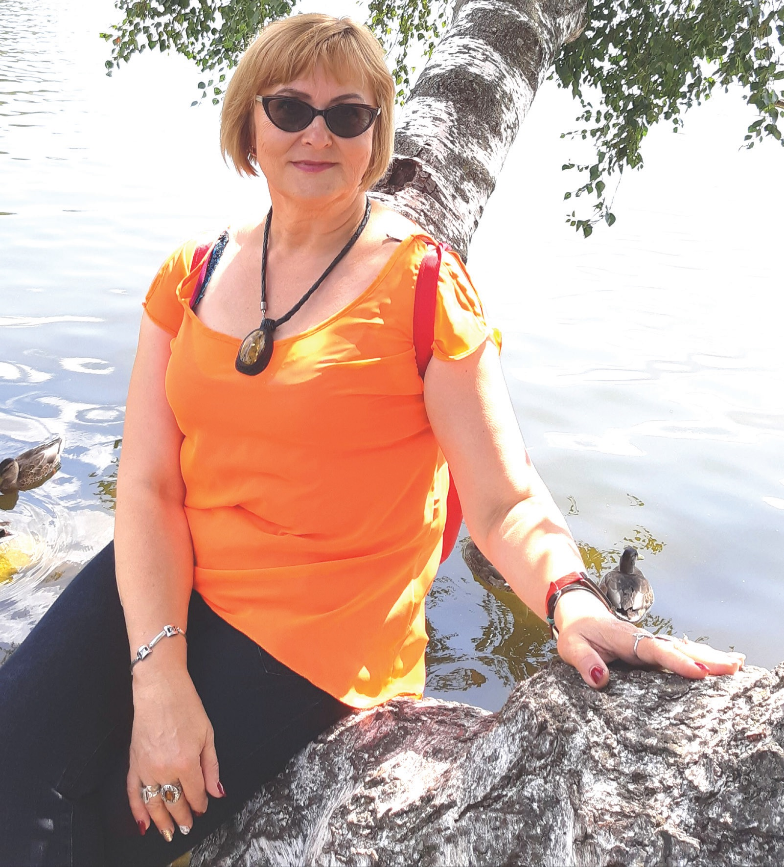 Socialinė darbuotoja, paslaugų socialinės rizikos asmenims padalinio vadovė Regina Chmieliauskienė./Asmeninio archyvo nuotr.