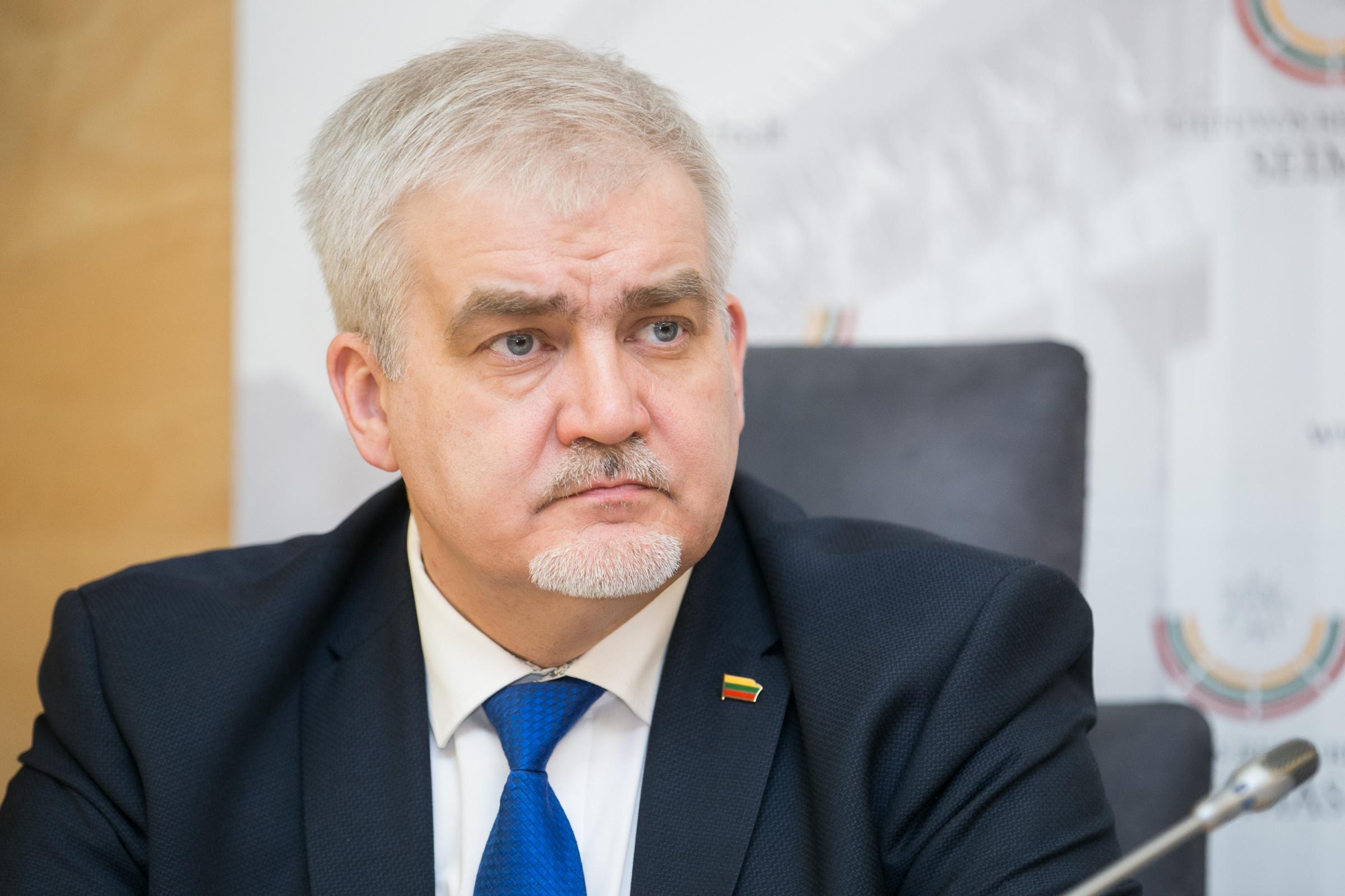 """Darius Kaminskas: """"Kai vyksta dialogas tarp savivaldybės, čia išrinkto Seimo nario bei Vyriausybės atstovų, tuomet ir galima pasiekti tokių rezultatų."""""""