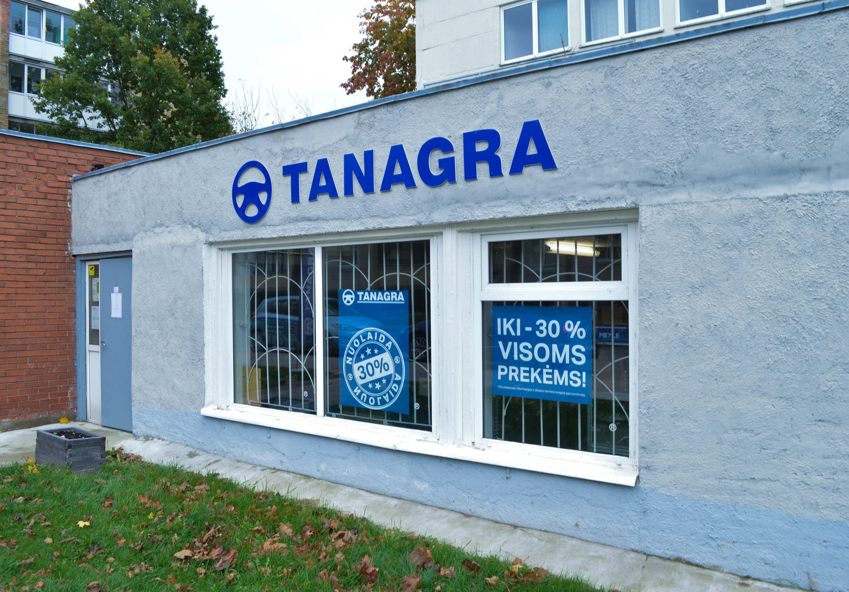 """UAB """"Tanagra"""" visai neseniai persikėlė į naujas patalpas. Nuo šiol juos rasite Josvainių g. 41."""
