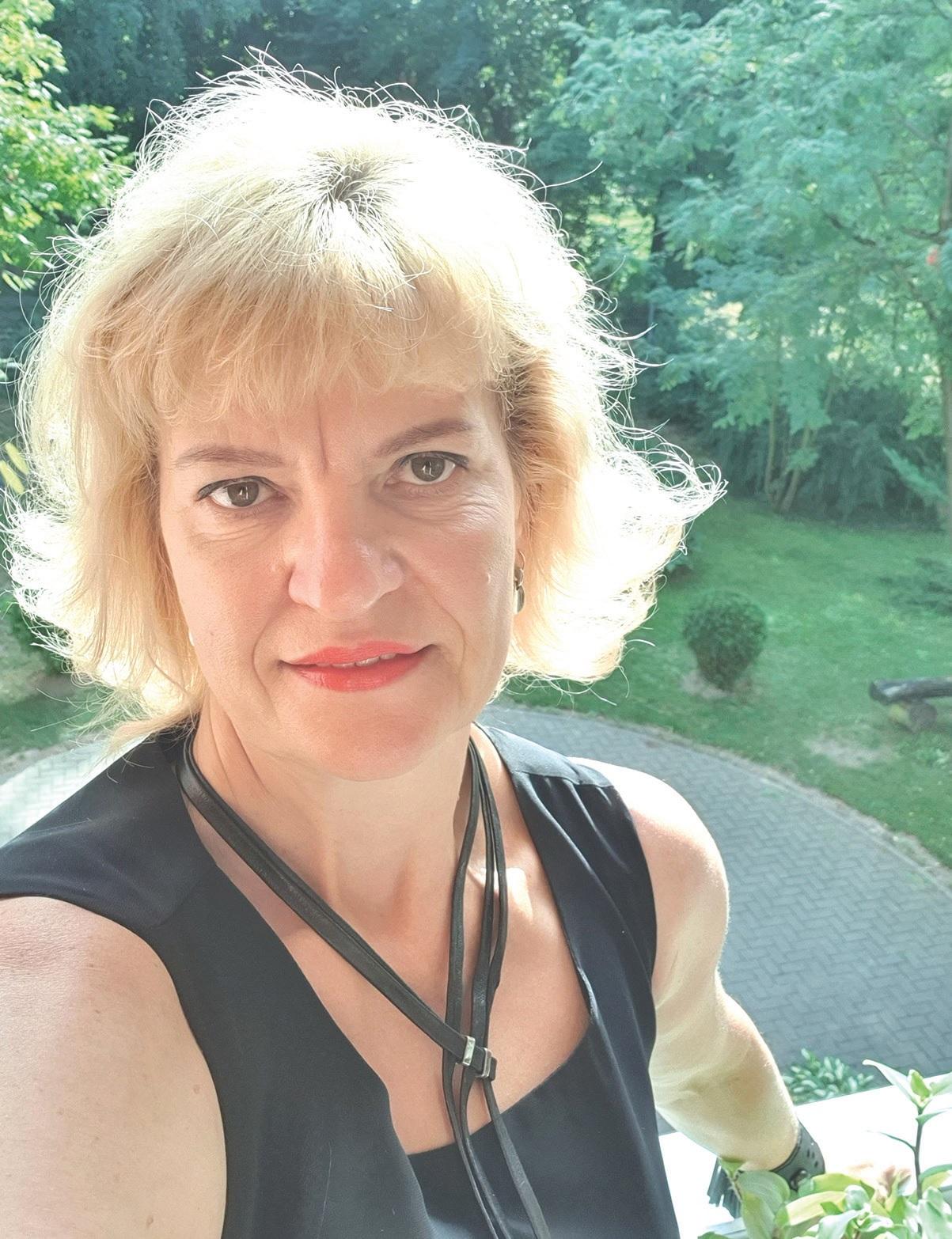 Socialinė darbuotoja, socialinių paslaugų neįgaliesiems padalinio vadovė Lijana Kaštaljanienė/Asmeninio archyvo nuotr.