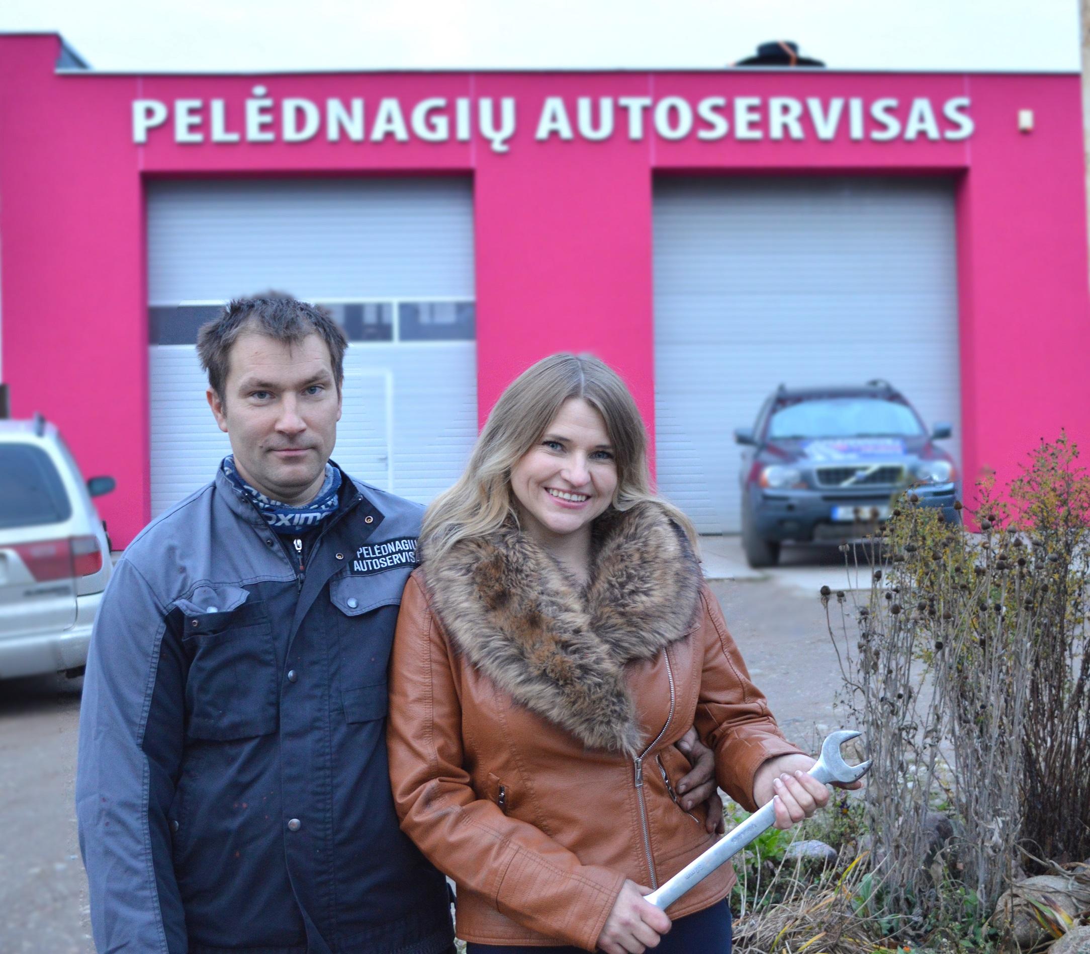 Linas ir Jovita Rozenbergai sako norintys dirbti ir gyventi Lietuvoje. Sukūrę darbo vietas sau ir dar penkiems žmonėms jie į verslą žiūri atsakingai, nebijo iššūkių ir nori išsiskirti iš kitų.