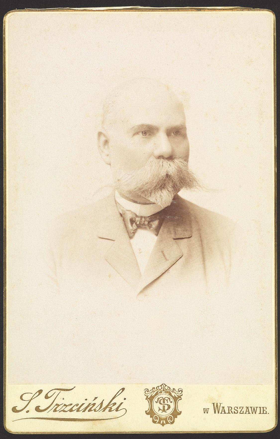 Pašušvio parko įkūrėjas Antanas Zaborskis.