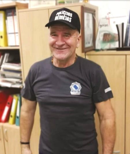 36-erius metus Dotnuvos pagrindinės mokyklos direktoriumi dirbantis ir tiek pat metų policijos rėmėjo pareigas einantis Rimantas Urbonavičius sakė, kad sveikai atsipalaiduoti ir leisti laiką gamtoje yra vienas malonumas.
