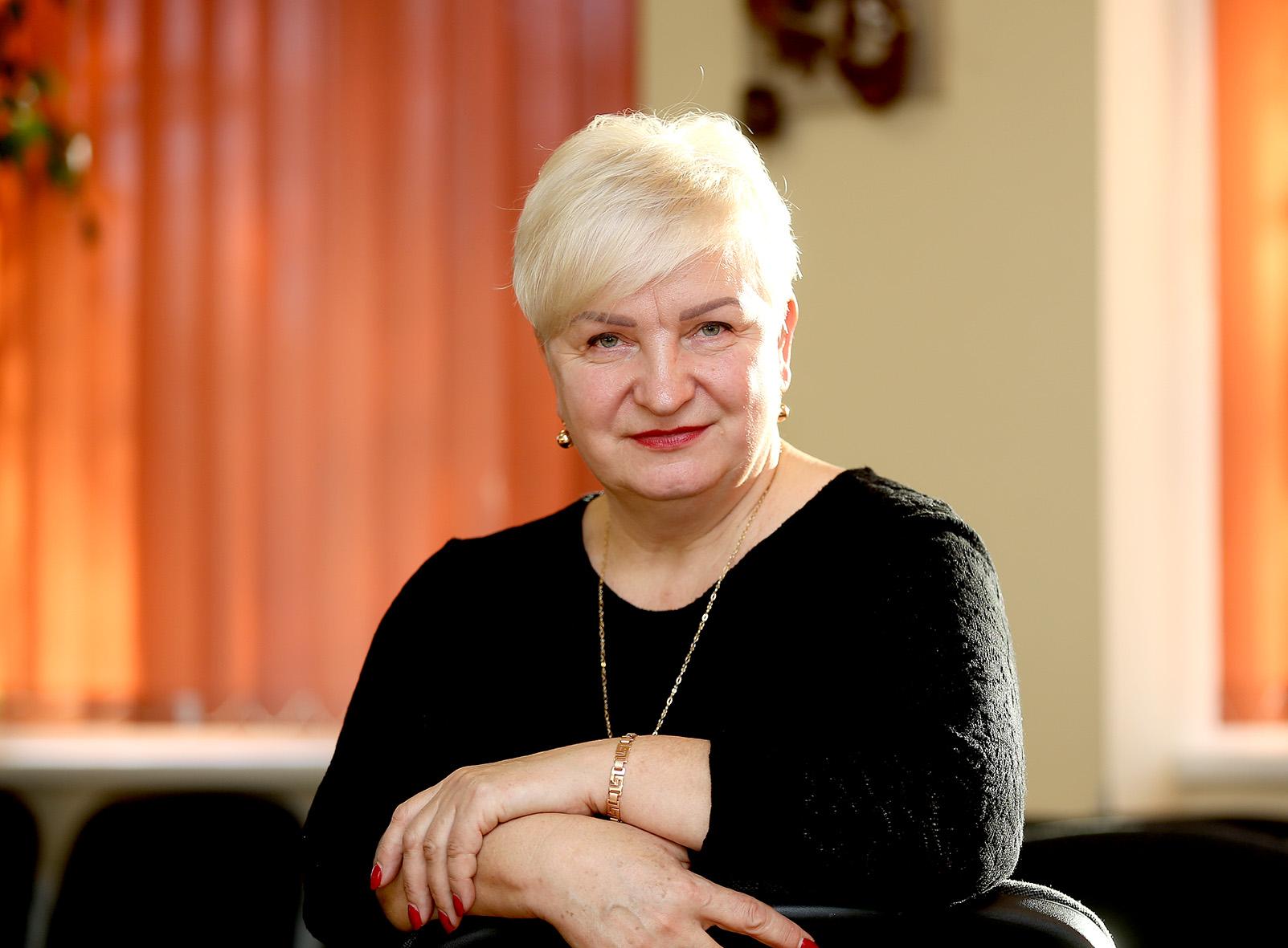 """Kėdainių bendruomenės socialinio centro direktorė Rūta Kaupienė./A. Barzdžiaus/""""Rinkos aikšės"""" archyvo nuotr."""