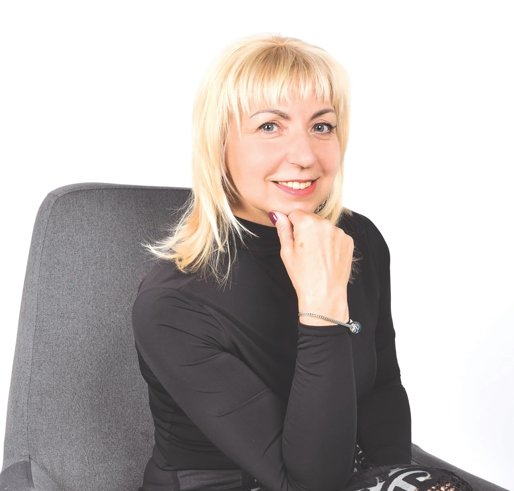 Psichologė Egidija Talalienė sutinka, jog fizinis kontaktas ir bendravimas žmonėms yra labai svarbus. Tačiau teigia, jog reikia suprasti, kad tokia situacija, kokia yra dabar, laikina ir reikia su ja tiesiog susitaikyti./Asmeninio archyvo nuotr.