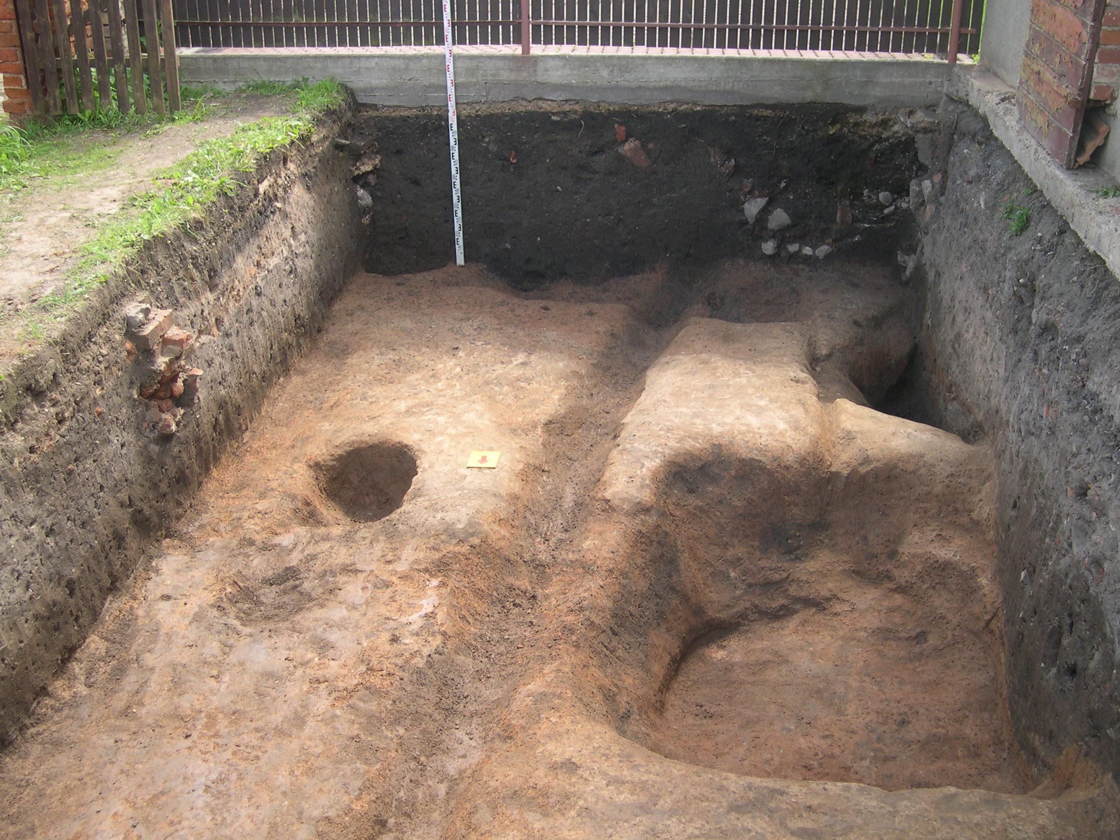 Nevėžio senslėnio kūgis, suneštas potvynių, polaidžių ir šaltinių, tekėjusių į senslėnį iš viršutinės upės terasos./ Kėdainių krašto muziejaus nuotr.