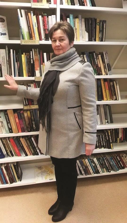 Janina Jakšienė dievina skaityti grožinę literatūrą. Tiesa, prozą ir poeziją ji dabar nustūmė į šoną – įniko į psichologines knygas, pajutusi poreikį save auklėti.