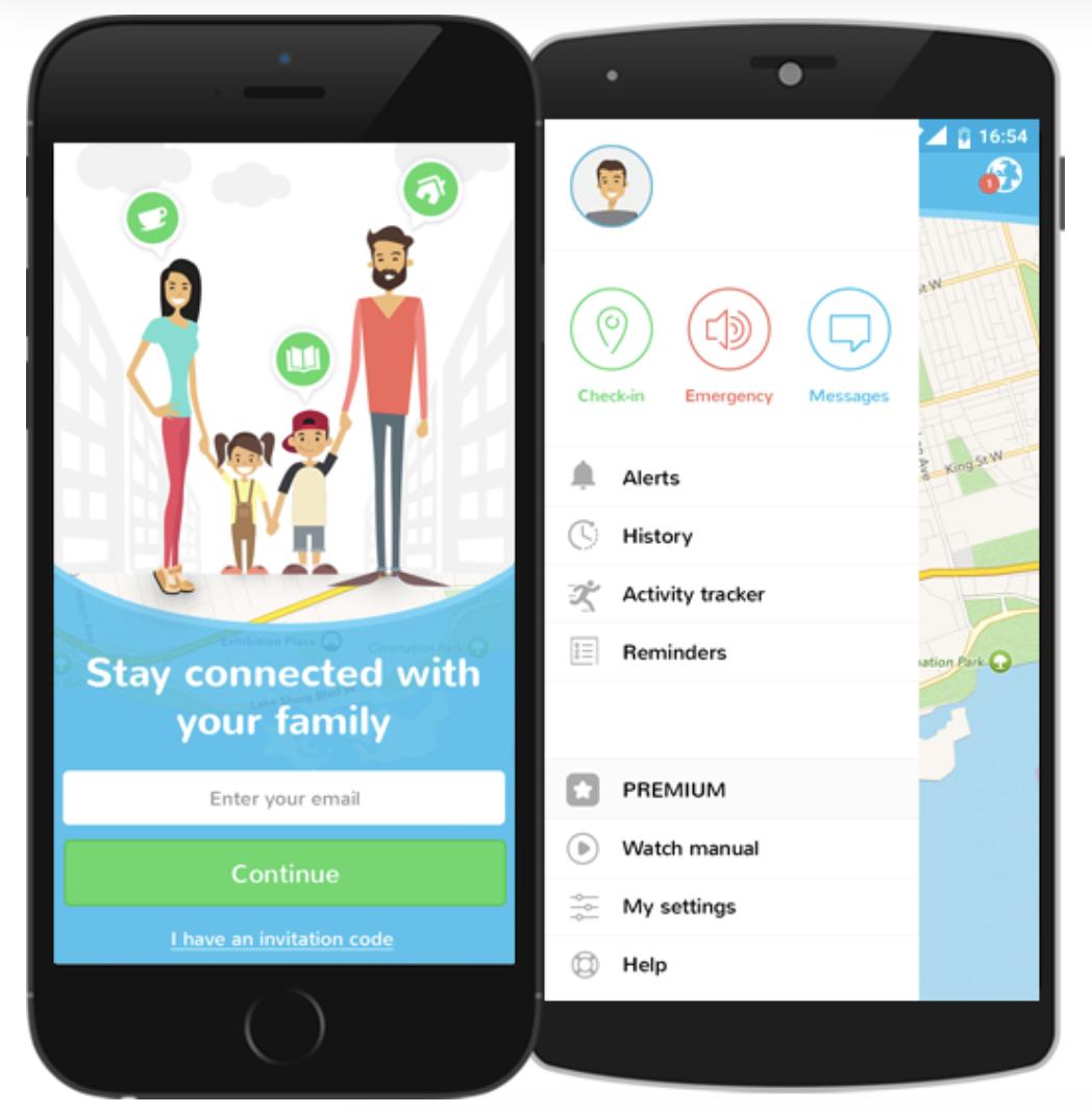 Tokie projektai kaip gpswox.com siūlo sprendimą, kuris leidžia sekti visos šeimos judėjimą, o ištikus nelaimei – pasiųsti pagalbos signalą. Viskas ko reikia tai parsisiųsti ir įsidiegti nemokamą programėlę, skirta iOS ar Android operacinių sistemų išmaniesiems telefonams.