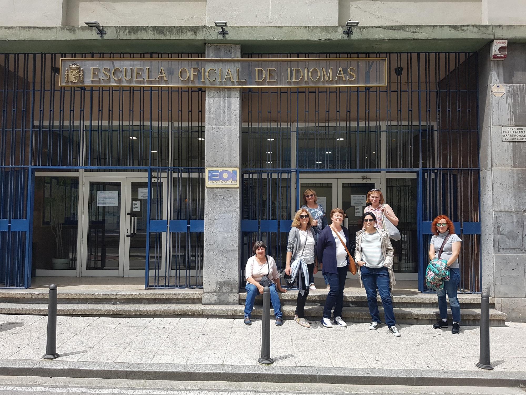 Laisvu nuo susitikimų metu vyko aktyvi kultūrinė programa po Santandero miestą ir jo apylinkes.
