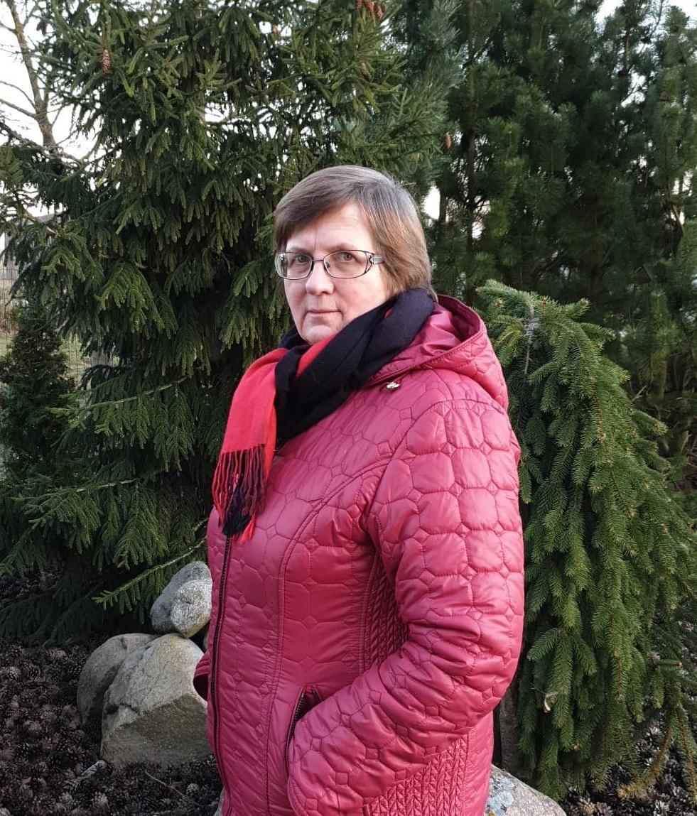 Pasiteiravus, o kas, jei nepalanki situacija dėl koronaviruso tęsis dar mėnesį, du ar net daugiau, pozityviai nusiteikusi Šlapaberžės bendruomenės pirmininkė Nijolė Kanapinskienė tame problemos neįžvelgia. / Asmeninio archyvo nuotr.