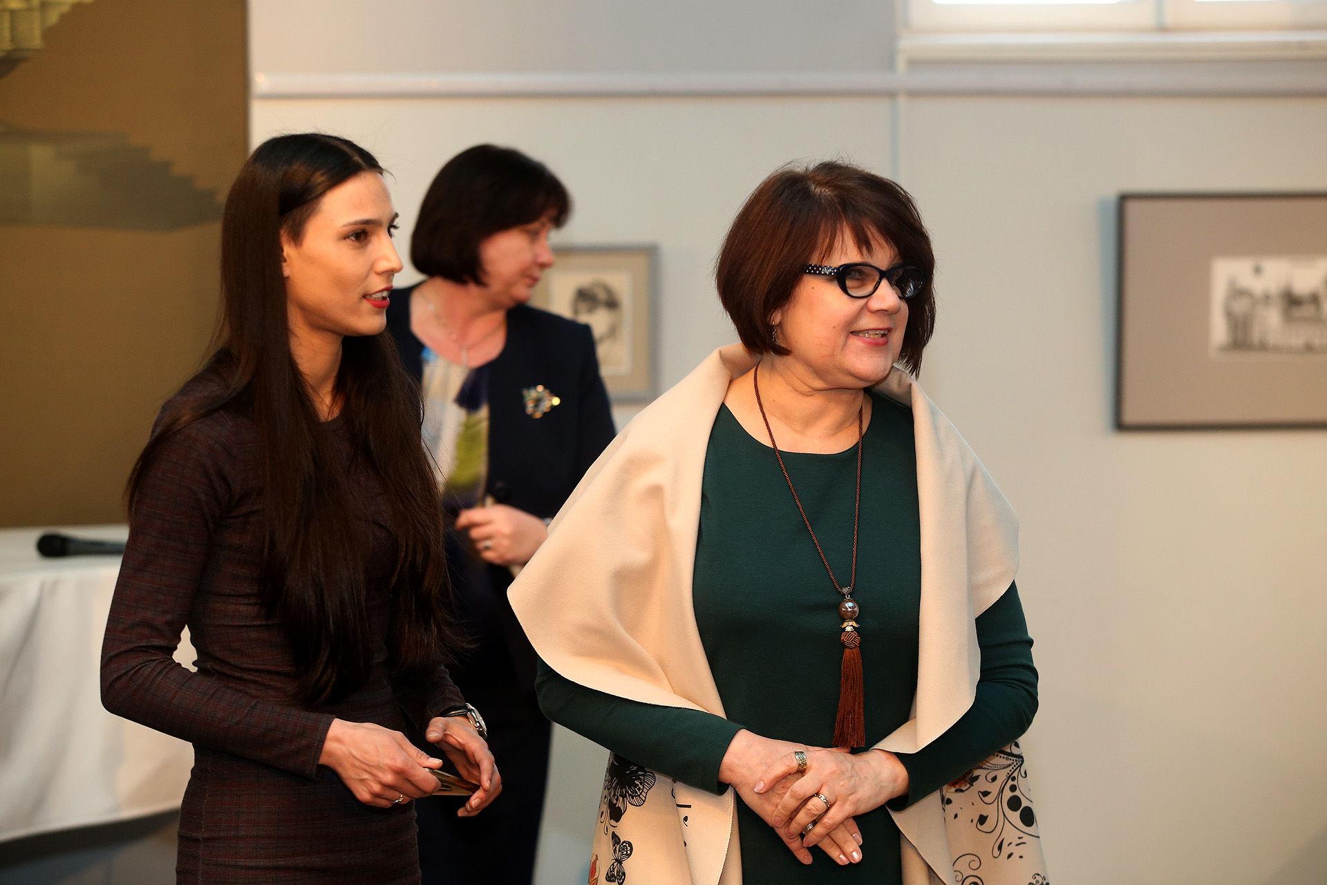 Daiva Nurdinova jau mokykloje žinojo, kad nori studijuoti meno krypties profesiją.