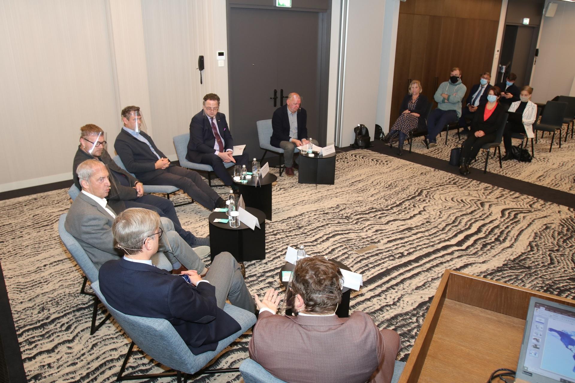 Dėmesį į tabako žalą atkreipė ir neseniai Vilniuje vykusios diskusijos dalyviai – šalies medikų bendruomenė.
