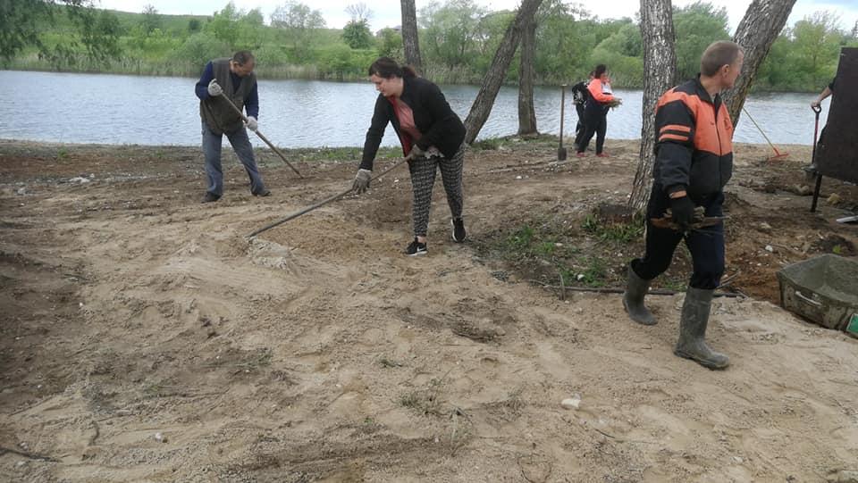 Kėdainių rajone iš viso buvo sutvarkyta mažiausiai dešimt vandens telkinių pakrančių. Organizatorių nuotr.