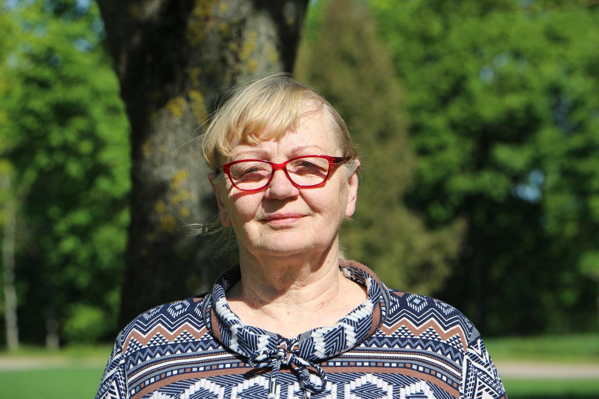 Dabartine bendruomenės veikla ir jos pirmininke besididžiuojanti Nijolė Pelienė pripažįsta, kad anksčiau kaimas buvo kur kas veiklesnis. D. Borodinaitės nuotr.