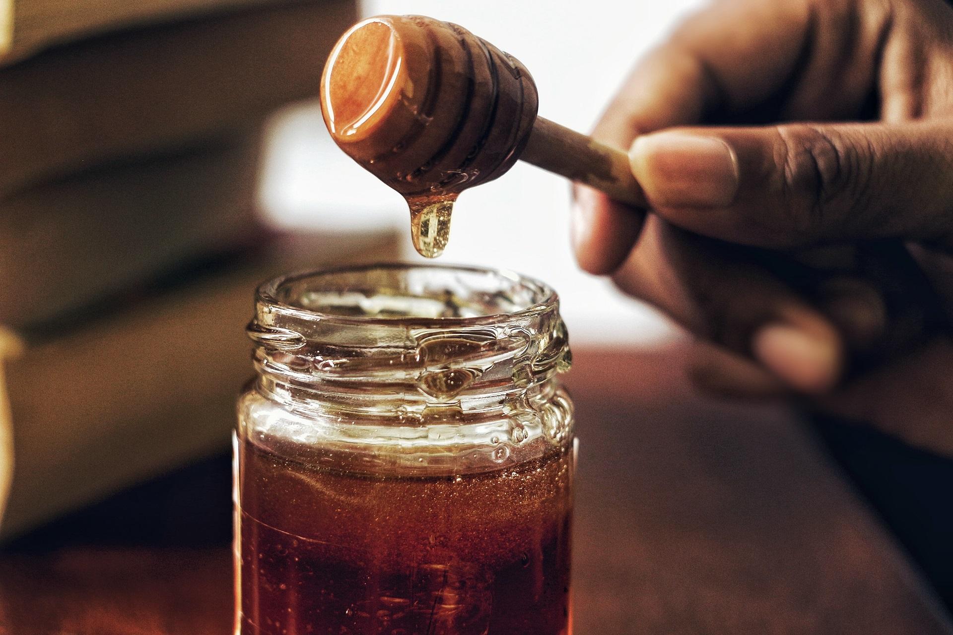 """D.Tamašauskienė: """"Medaus kaina turėtų ūgtelėti. Apskritai medaus kaina neatitinka įdirbio."""" Asociatyvi Unsplash nuotr."""