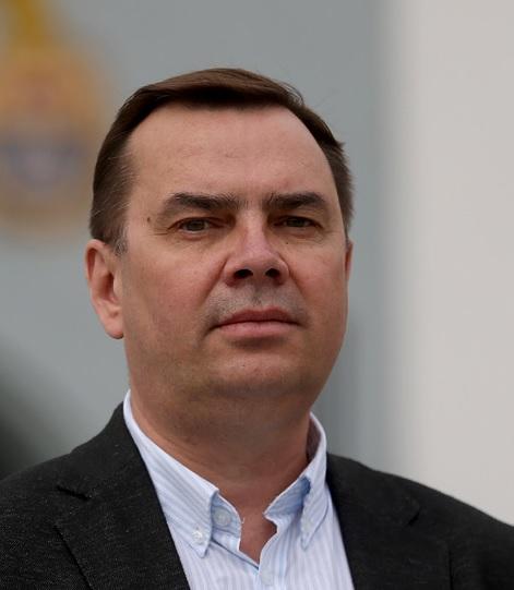 """Smulkiojo verslo rėmimo fondo komisijos pirmininkas Alvydas Ardavičius pasidžiaugė, kad nepaisant sudėtingų sąlygų, verslininkai sugebėjo laiką išnaudoti turiningai– net pajėgė plėstis ir kurti naujas darbo vietas. Algimanto Barzdžiaus / """"Rinkos aikštės"""" archyvo nuotr."""