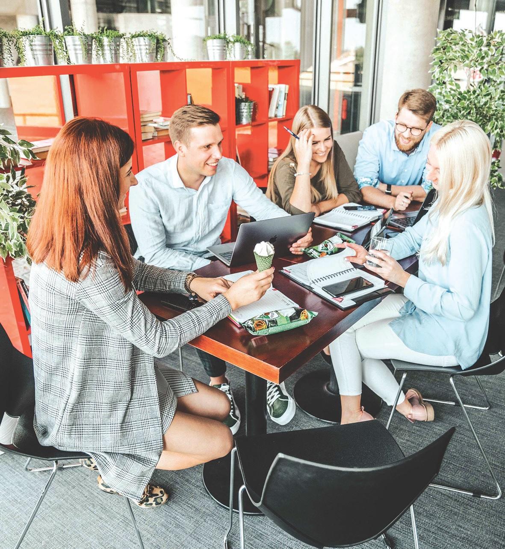 """Kūrybingi """"Vikonda"""" grupės darbuotojai nuolat įgyvendina naujus projektus ir rinkai pateikia daug naujovių."""