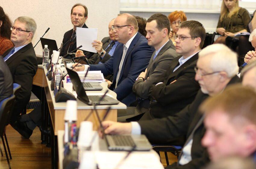 Sužlugdyti projektai biudžeto patvirtinti nesutrukdė