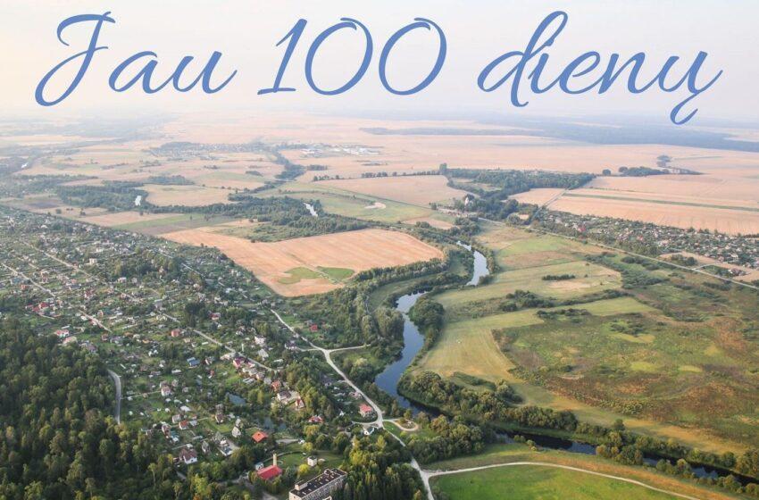 Naujoji rajono taryba ir meras dirba jau 100 dienų