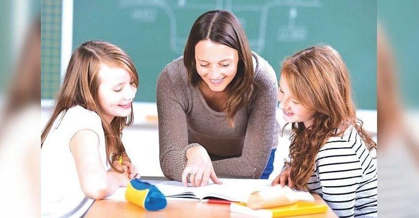 Mokytojų padėjėjams – 100 tūkst. eurų