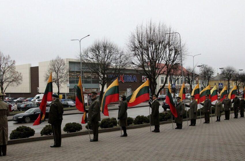 Kėdainiai minėjo įstojimo į NATO 15-ąsias metines