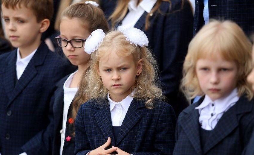 Ar beišgalima vaikus leisti į mokyklą?