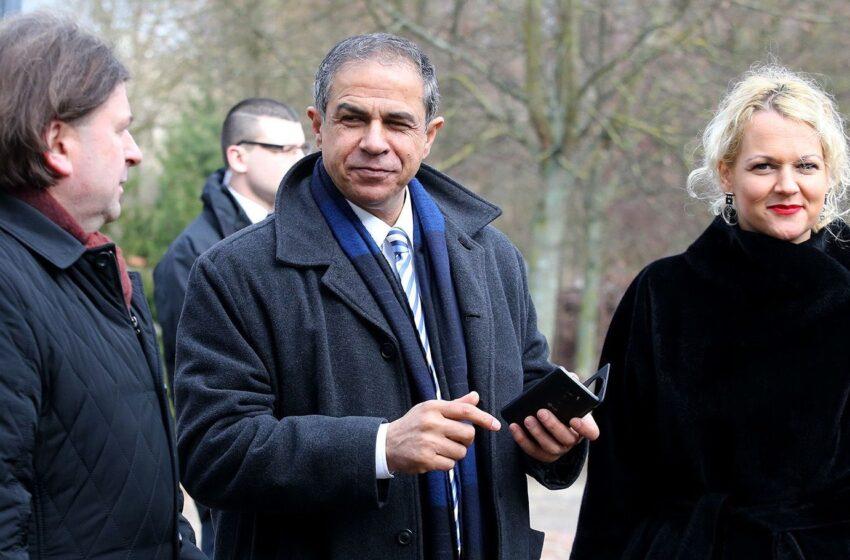 Kėdainiuose lankosi Izraelio ambasadorius