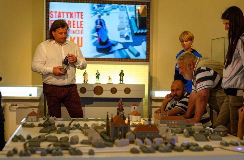 Kėdainių muziejuje bus įrengtos keturios naujos modernios ekspozicijos