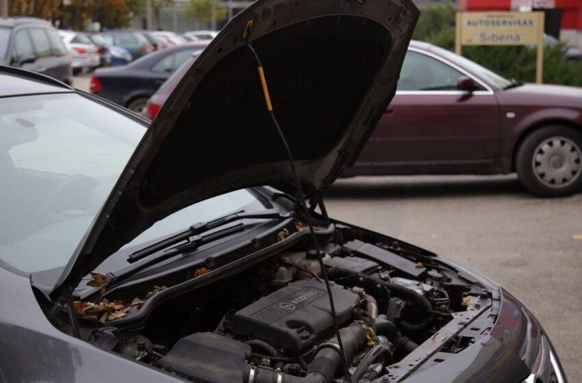 Kaip paruošti automobilius žiemai?