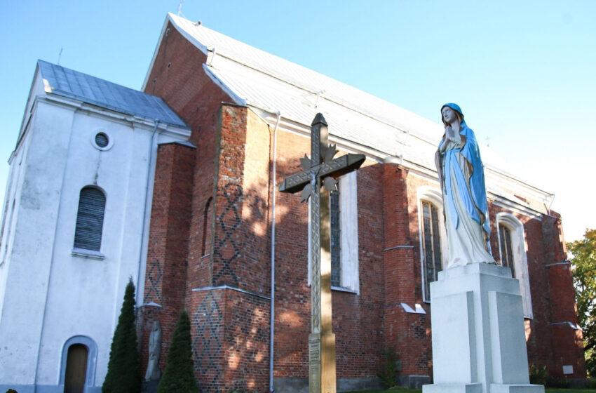 Šv. Jurgio bažnyčioje bus laiminami augintiniai