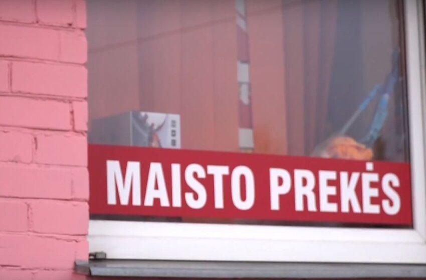 Alkoholio branginimas – grėsmė kaimo parduotuvėms (video reportažas)