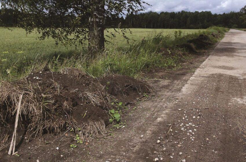 """Tvarkomi """"ūkininkų"""" keliai"""