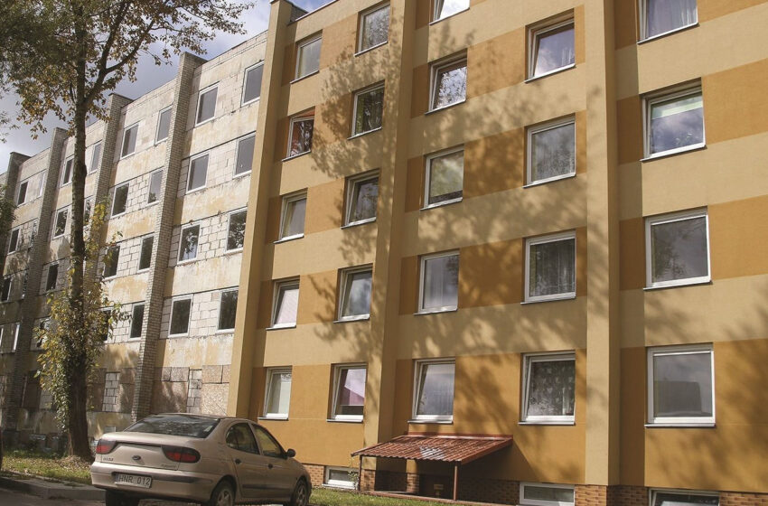 Ar socialinių būstų pakaks visiems norintiems?
