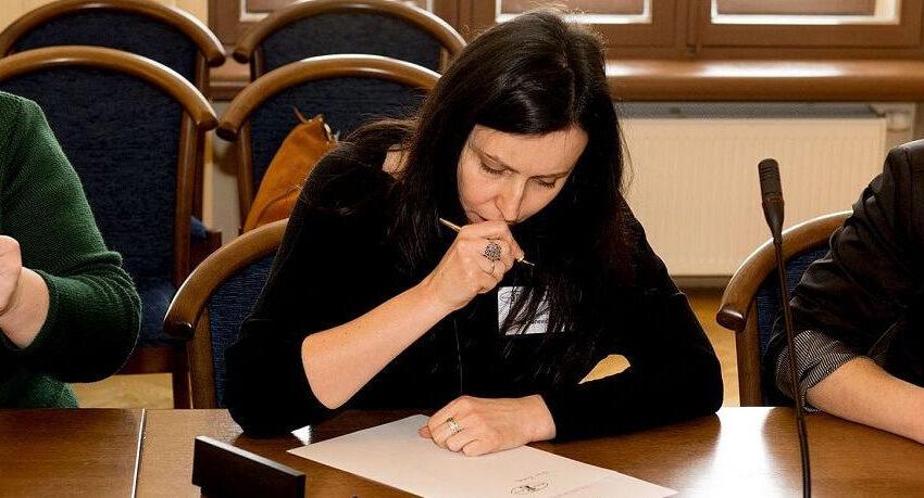 Gražiausios rašysenos Lietuvoje savininkė – mokytoja iš J. Paukštelio progimnazijos