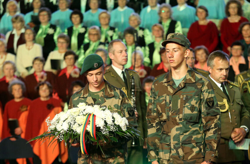 Nuaidėjo Respublikinė tremtinių dainų šventė (su fotogalerija)
