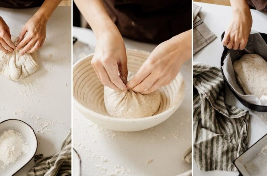 Duonos kepimas namuose: išsamus gidas, kaip išsikepti iš vos 3 ingredientų