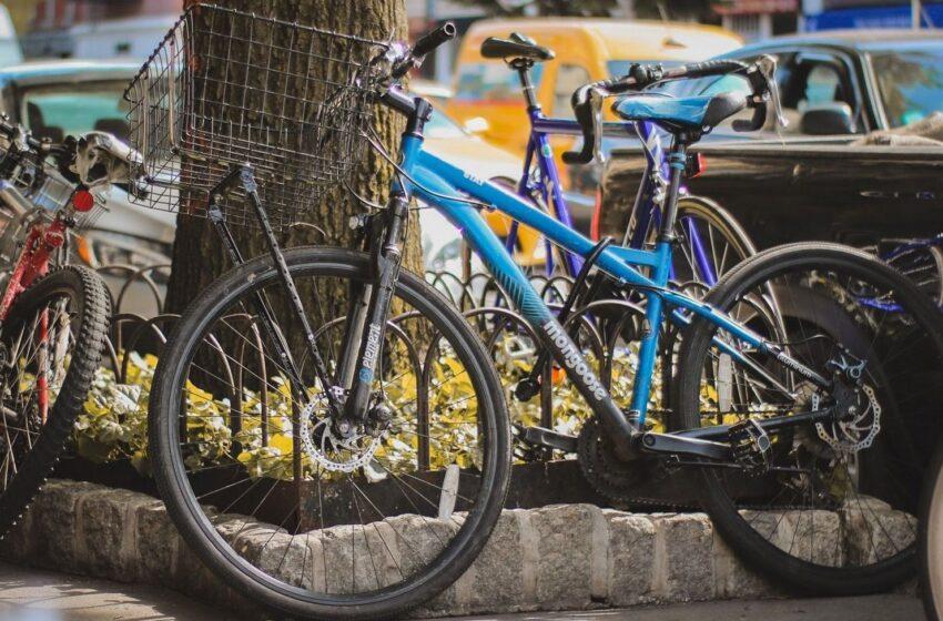 Kėdainiuose pavogti trys dviračiai