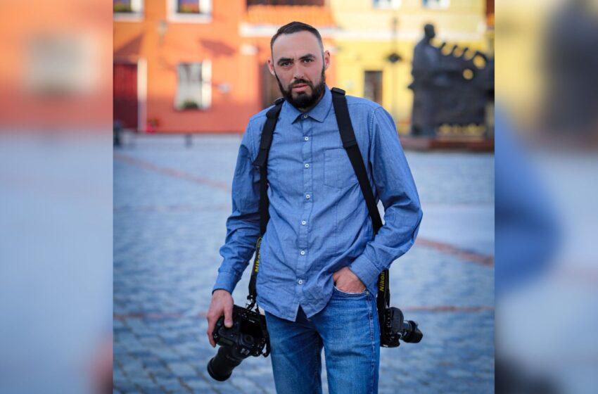 """Fotografas Ernestas Zarnadzė: """"Kėdainiai yra mano namai"""""""