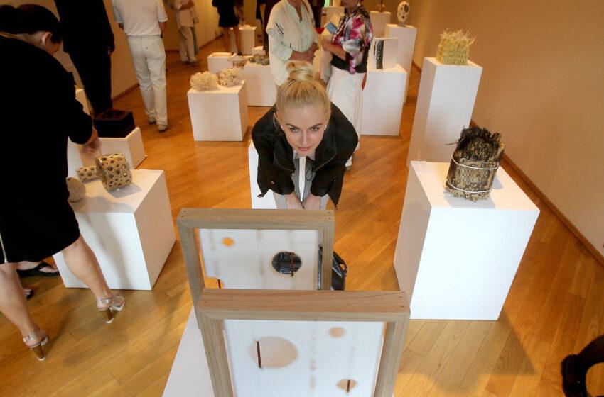 Janinos Monkutės-Marks muziejuje – menininkų iš Japonijos kūriniai (su fotogalerija)