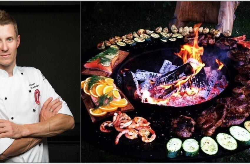 Kepsninių renesansas arba kaip ant grilio paruošti aukščiausios klasės patiekalą