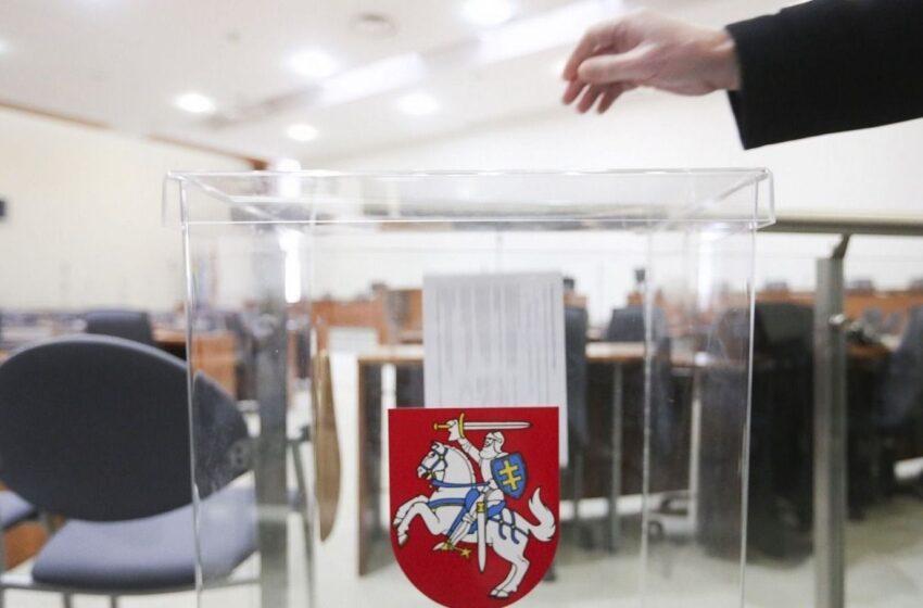 Vyko kandidatų į Seimo rinkimus debatai