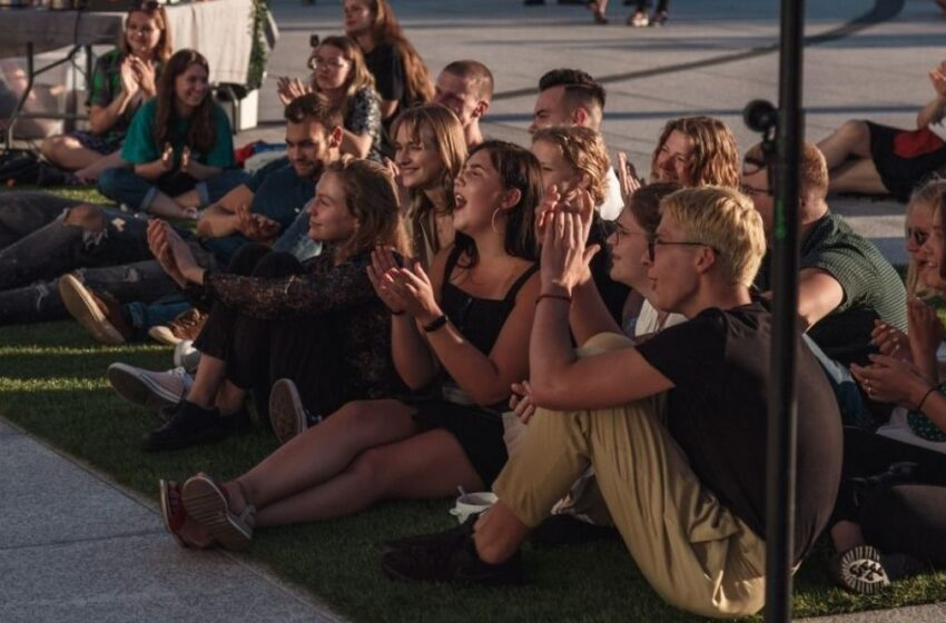 Kaune prasideda literatūros fiesta