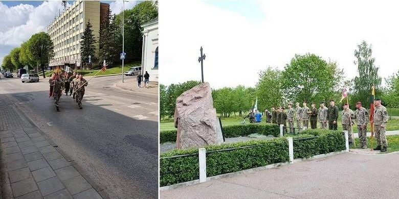 Kėdainiuose paminėta Partizanų pagerbimo, Kariuomenės ir visuomenės vienybės diena