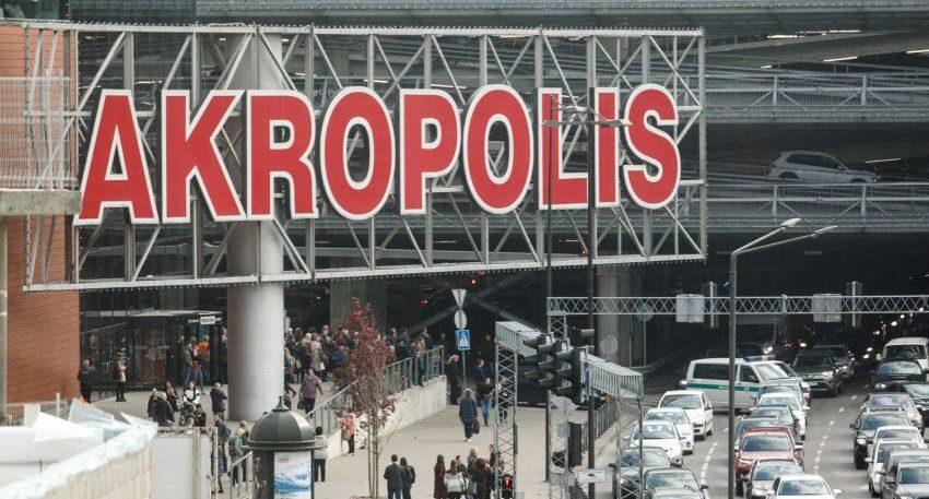 """Realų žmonių srautą """"Akropoliuose"""" bus galima pasitikrinti internete"""