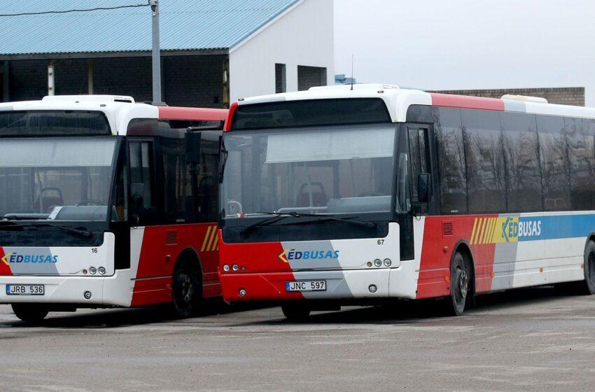 """Pinigai """"Kėdbusui"""" – seniems autobusams už įspūdingą kainą"""