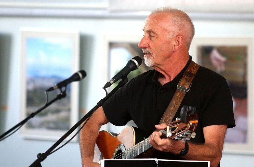 """Kėdainiuose pasirodęs atlikėjas iš Naujosios Zelandijos: """"Muzikuoti yra palaima"""""""