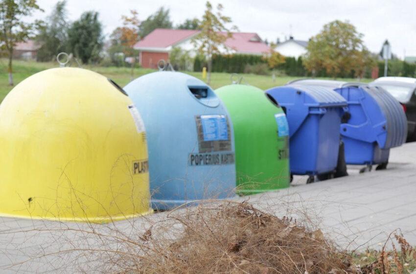 Brangs komunalinių atliekų surinkimas ir tvarkymas