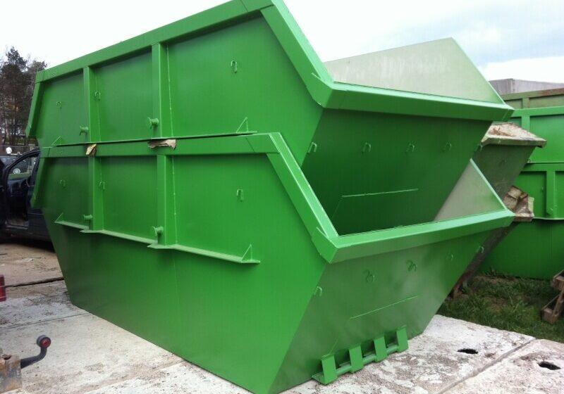 Ar konteinerių nuoma naudinga?