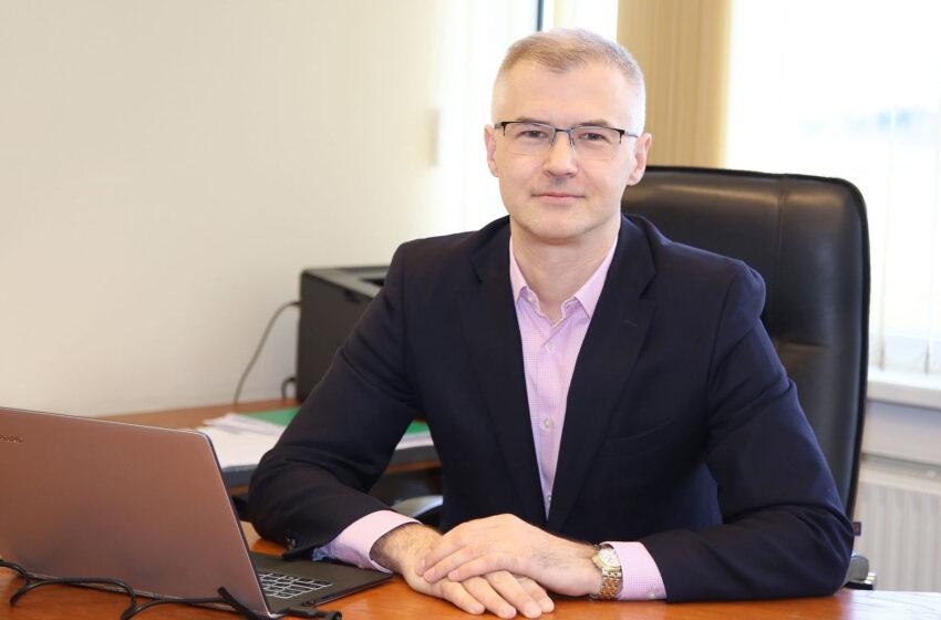 Naujasis konservų fabriko vadovas L. Šepetys: pokyčiai įmonėje neišvengiami